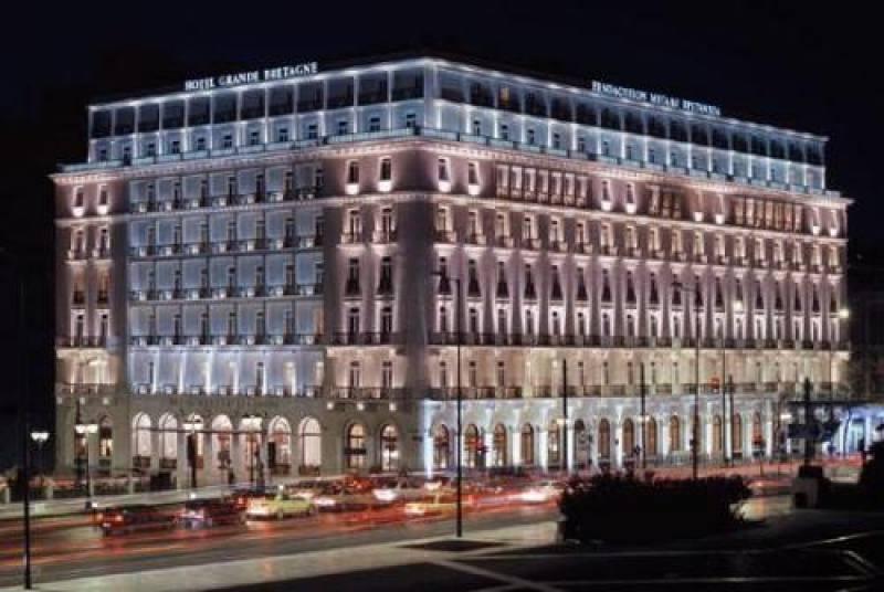 Hotel Grande Bretagne - Athene - Attica